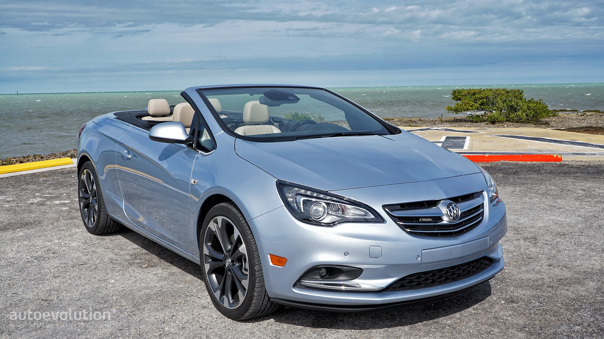 Driven Buick Cascada Convertible on 2016 Buick Enclave