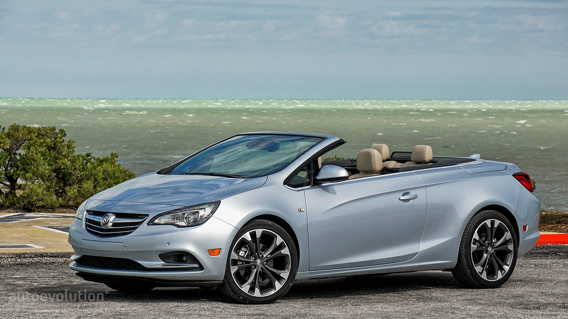Driven 2016 Buick Cascada Convertible Review