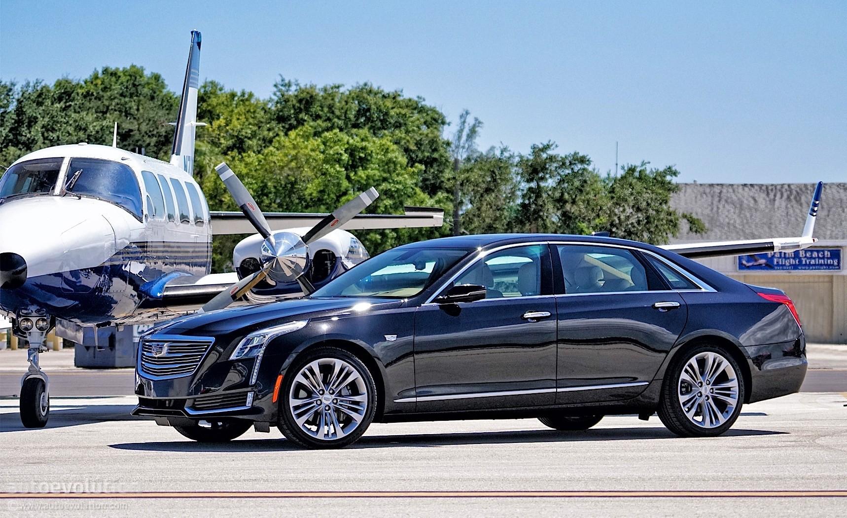 2016 Cadillac CT6 Platinum AWD