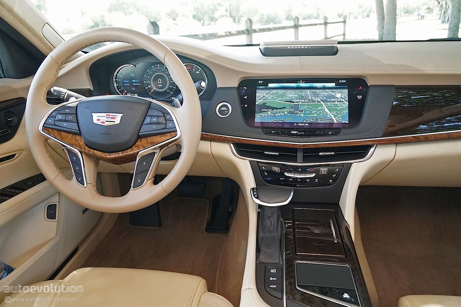 Driven 2016 Cadillac Ct6 Platinum Awd Autoevolution