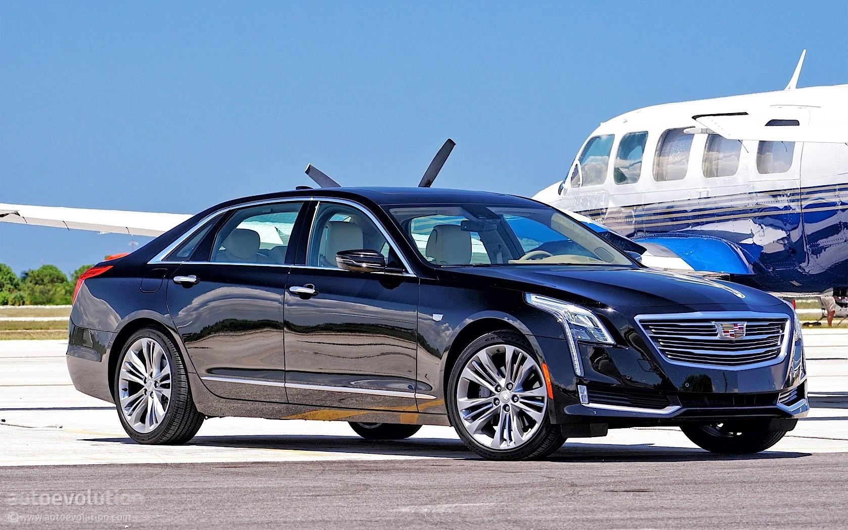 Driven Cadillac Ct Platinum Awd
