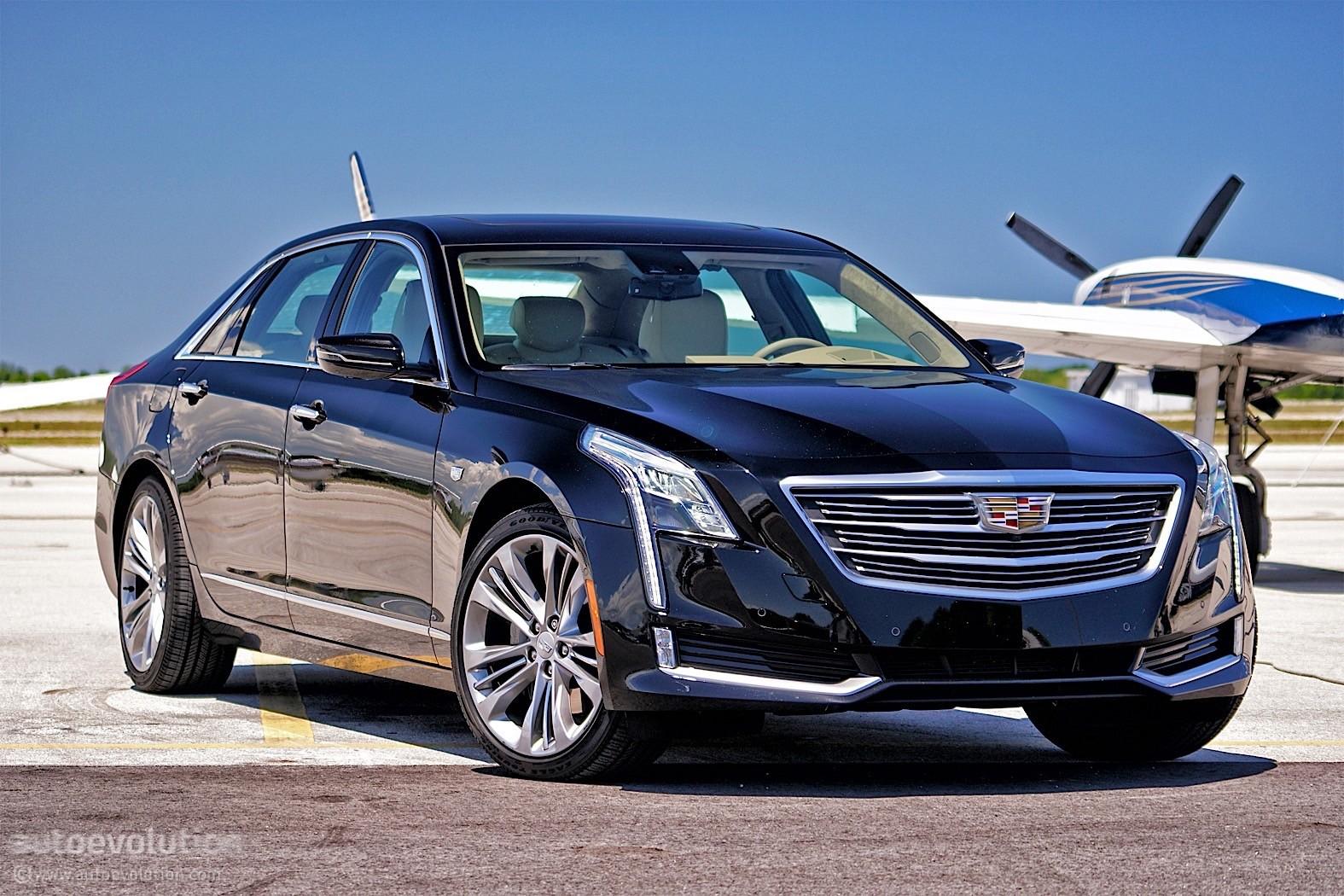 2017 Xt5 Cadillac >> Driven: 2016 Cadillac CT6 Platinum AWD - autoevolution