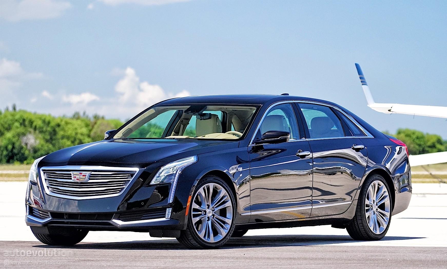 Driven: 2016 Cadillac CT6 Platinum AWD