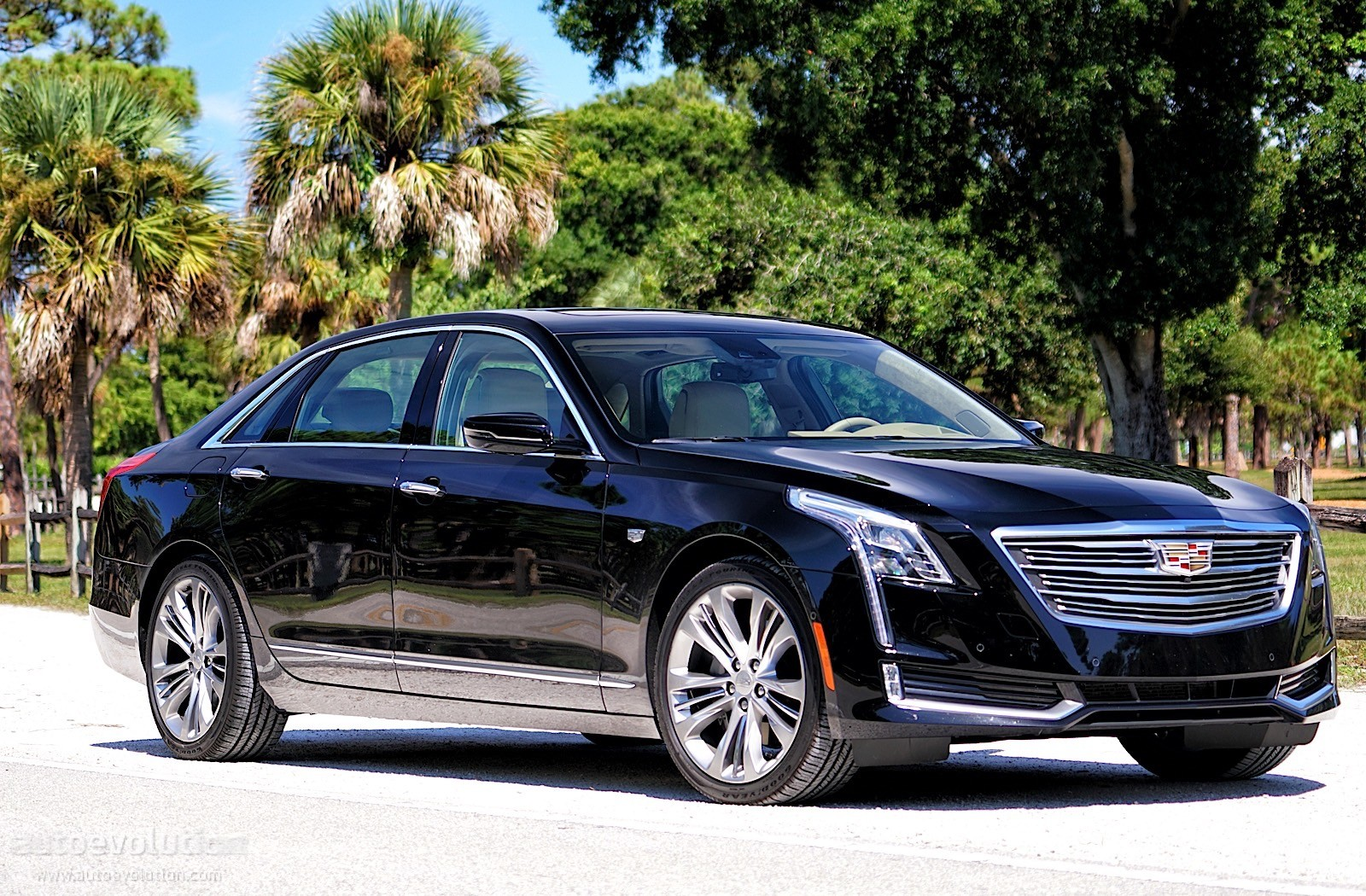 New Cadillac Ct6 Rendering Doesn T Do The Flagship Sedan