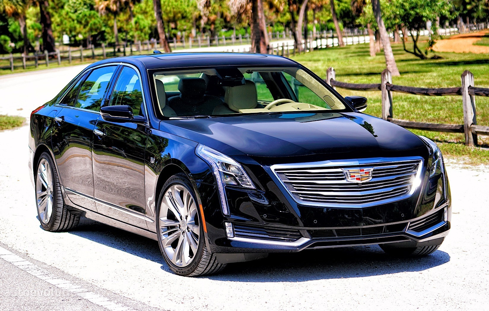 driven 2016 cadillac ct6 platinum awd autoevolution. Black Bedroom Furniture Sets. Home Design Ideas