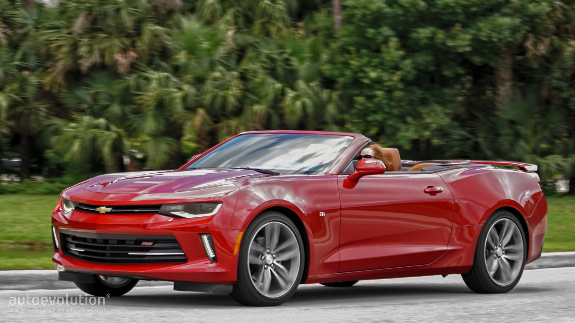Driven: 2016 Chevrolet Camaro RS Convertible - autoevolution