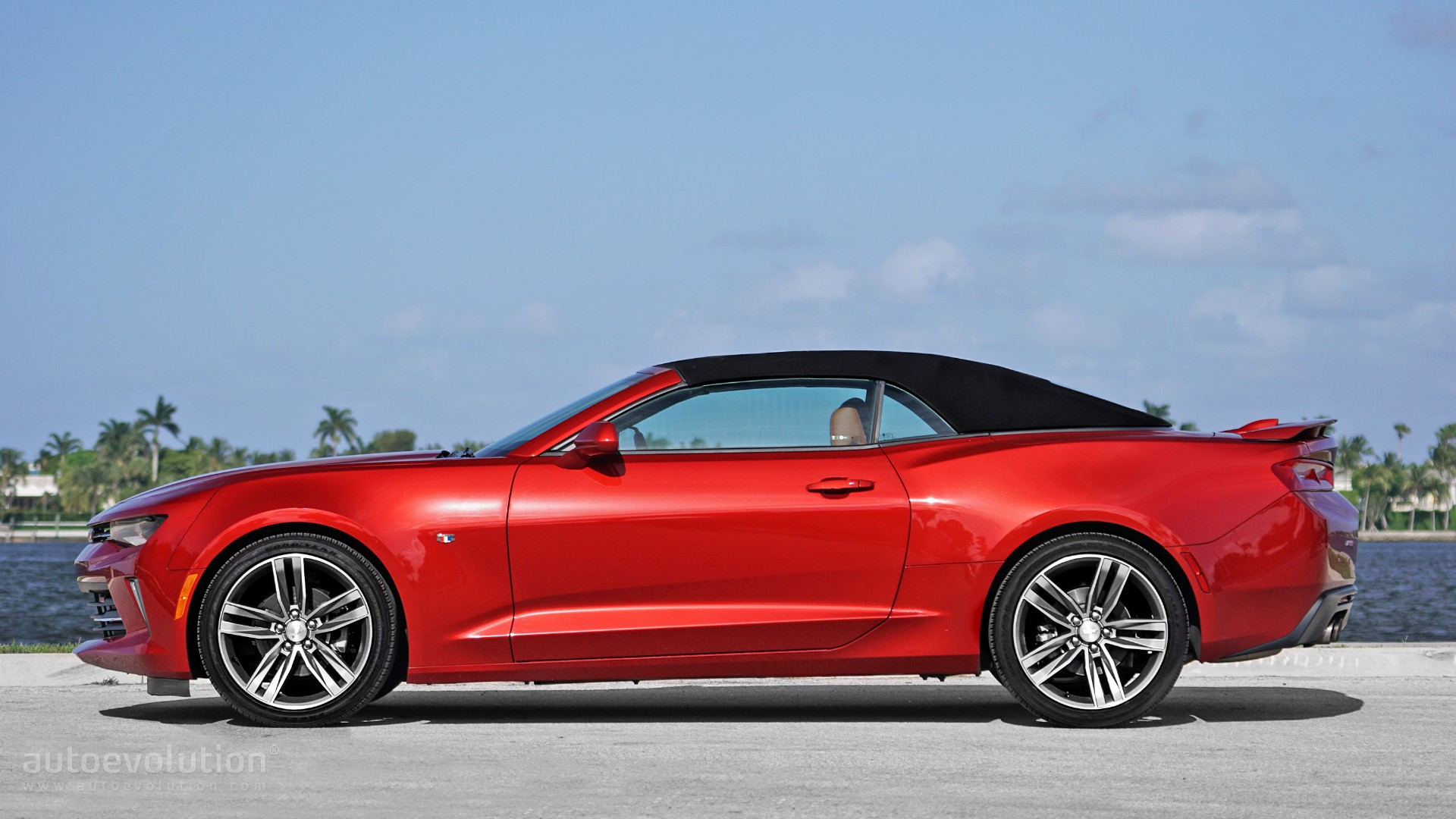 Ats Vs Cts >> Driven: 2016 Chevrolet Camaro RS Convertible - autoevolution