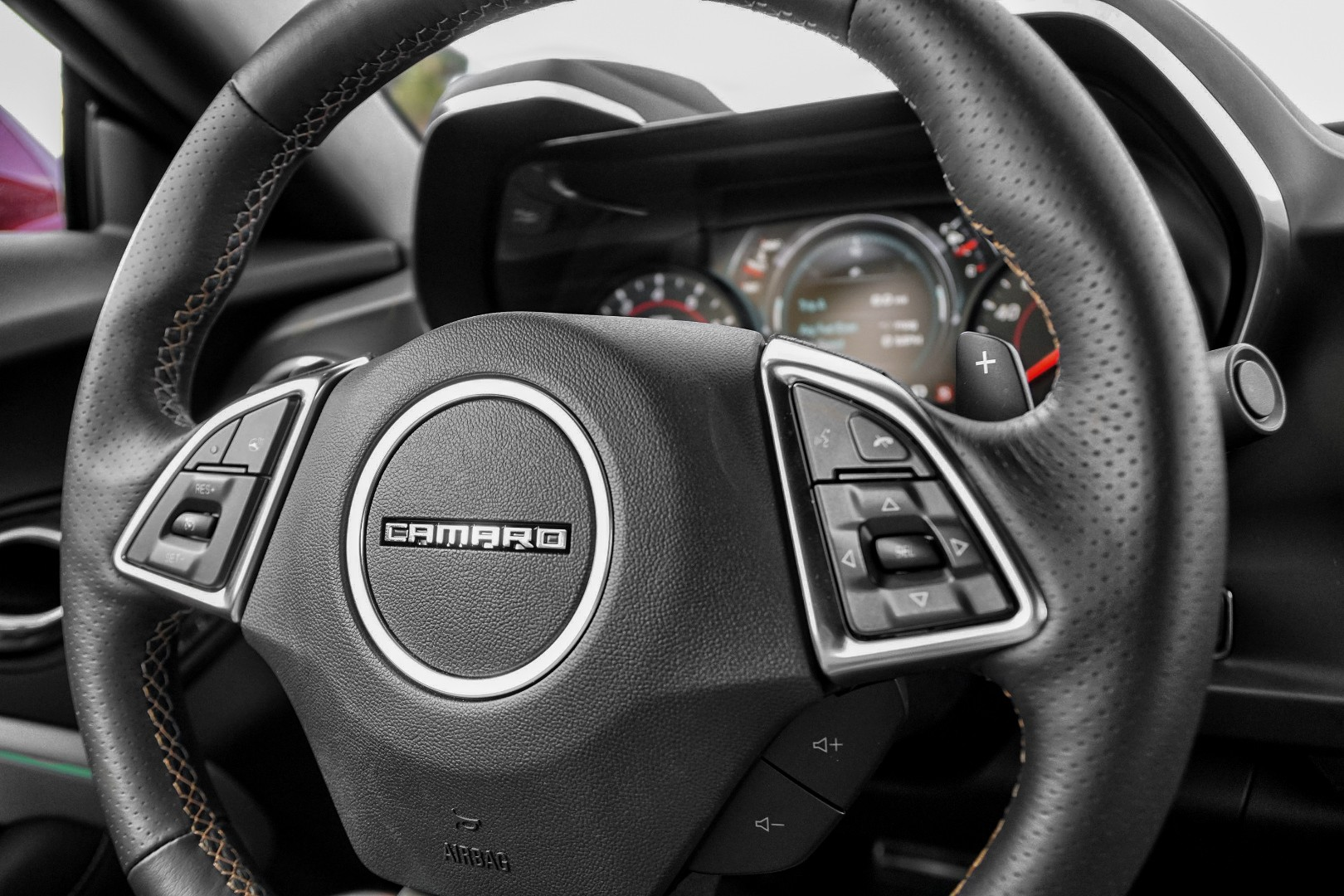 Driven Chevrolet Camaro Rs Convertible