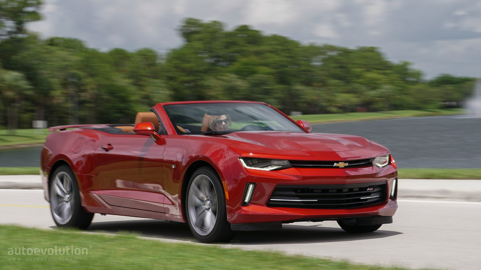 2016 chevrolet camaro rs convertible review  u0026 testdrive