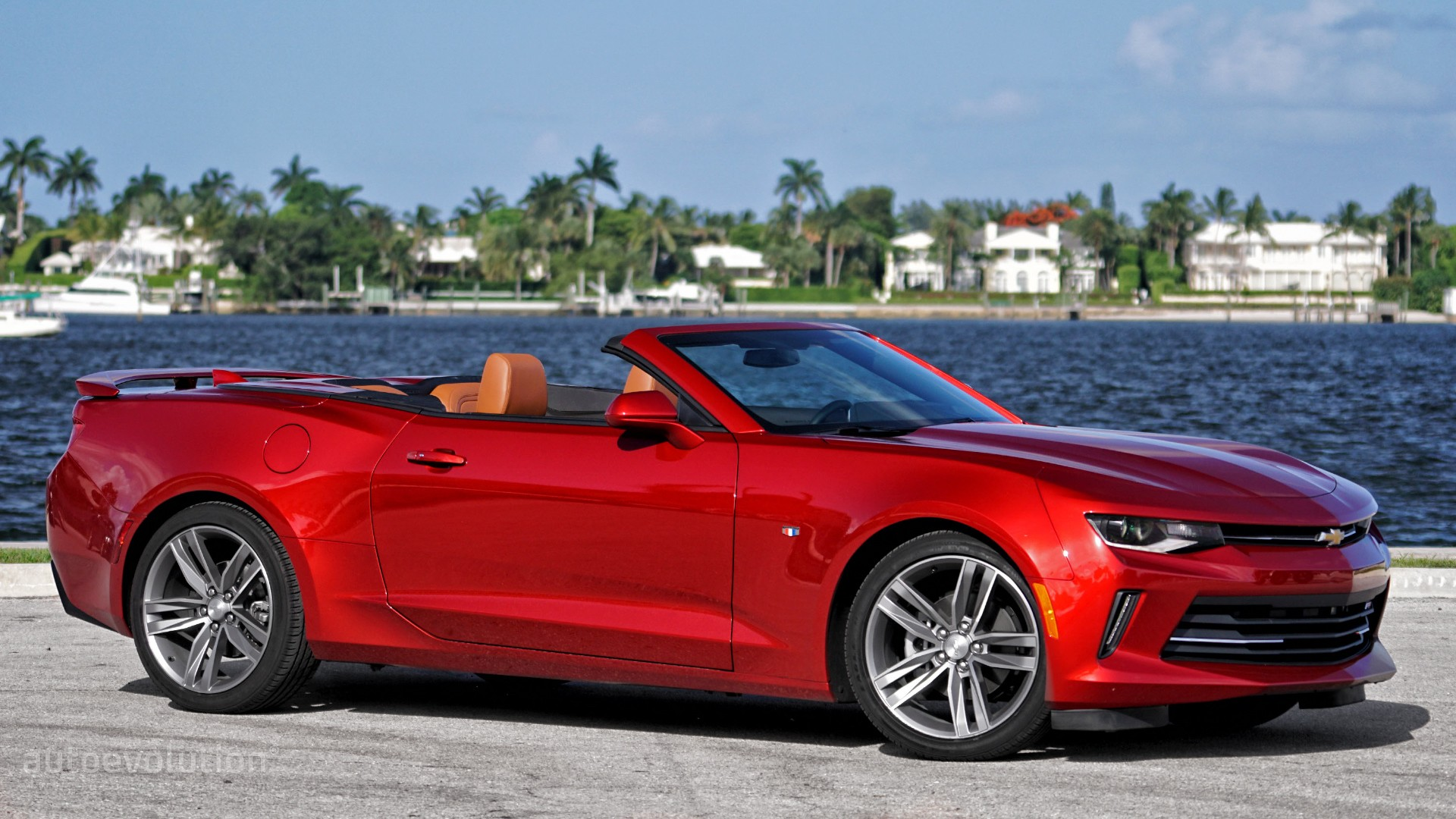 driven 2016 chevrolet camaro rs convertible autoevolution. Cars Review. Best American Auto & Cars Review