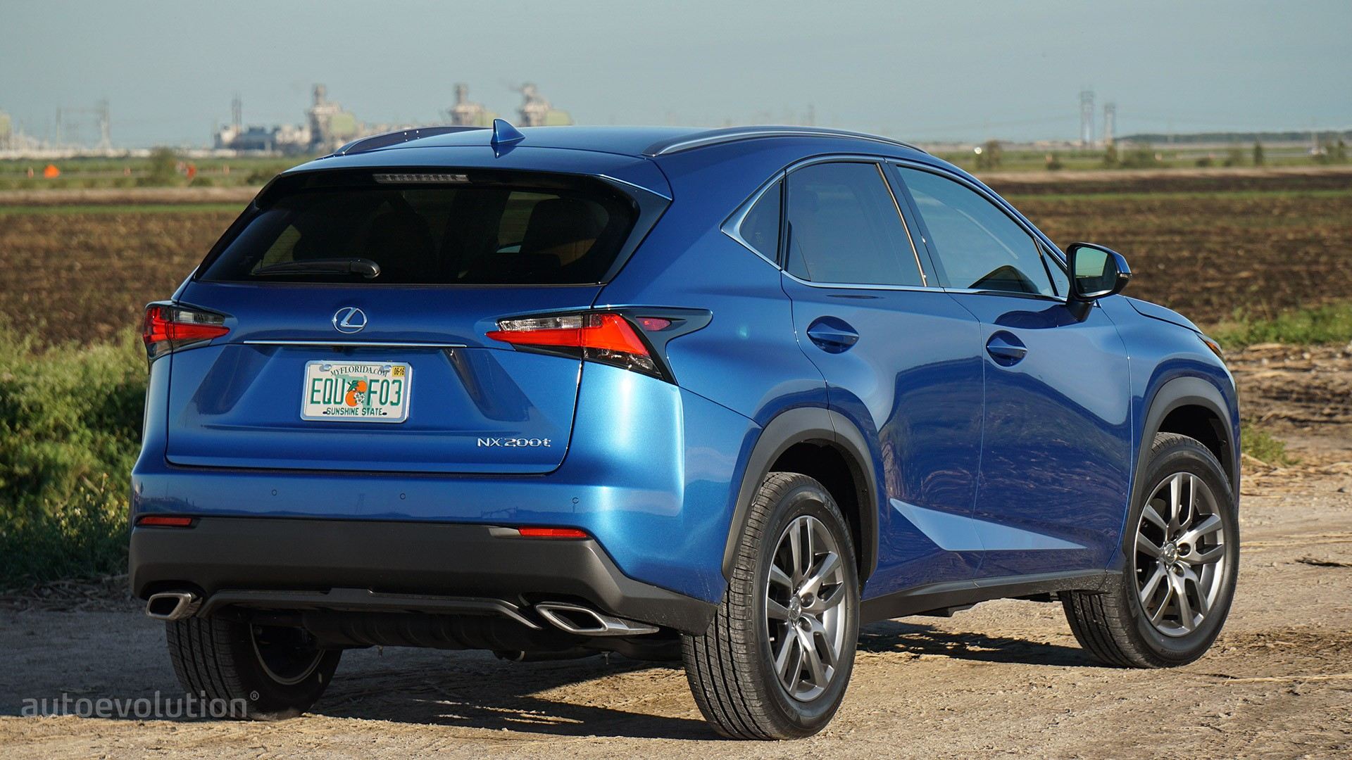Driven: 2016 Lexus NX 200t - autoevolution