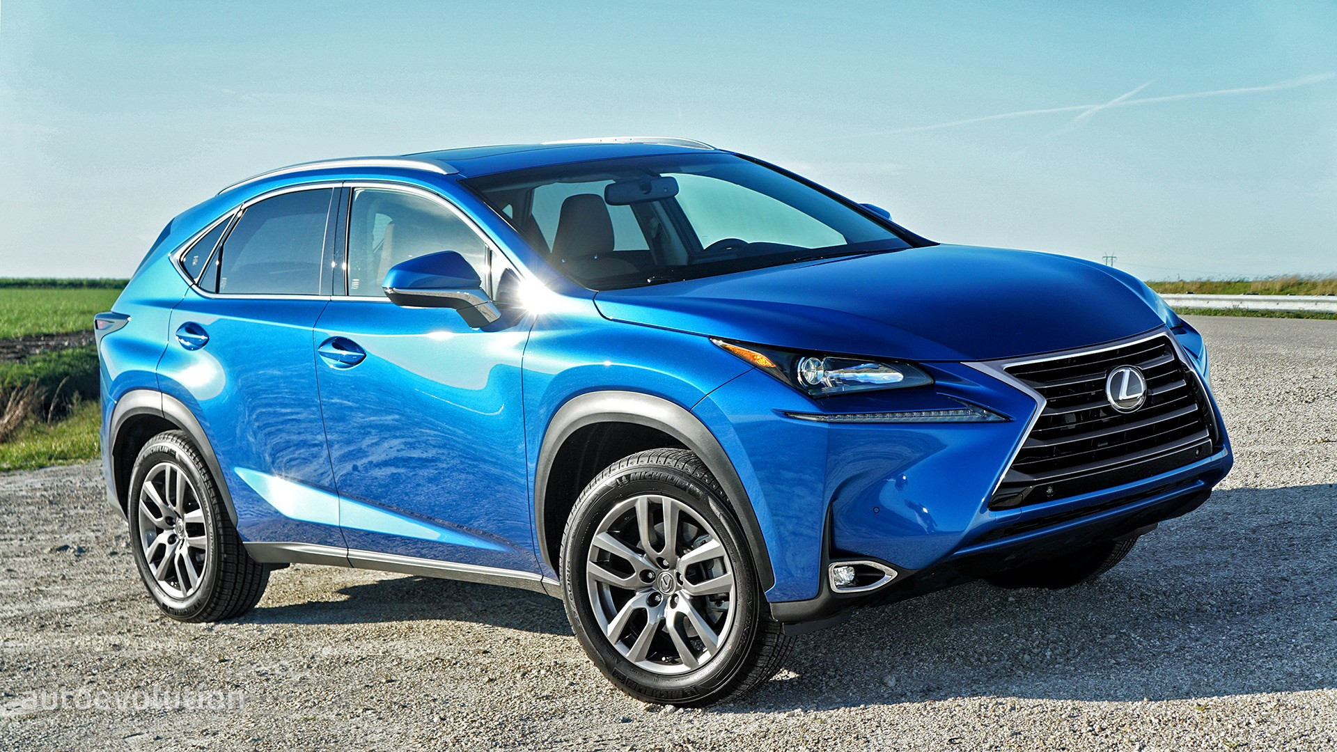 driven 2016 lexus nx 200t autoevolution. Black Bedroom Furniture Sets. Home Design Ideas