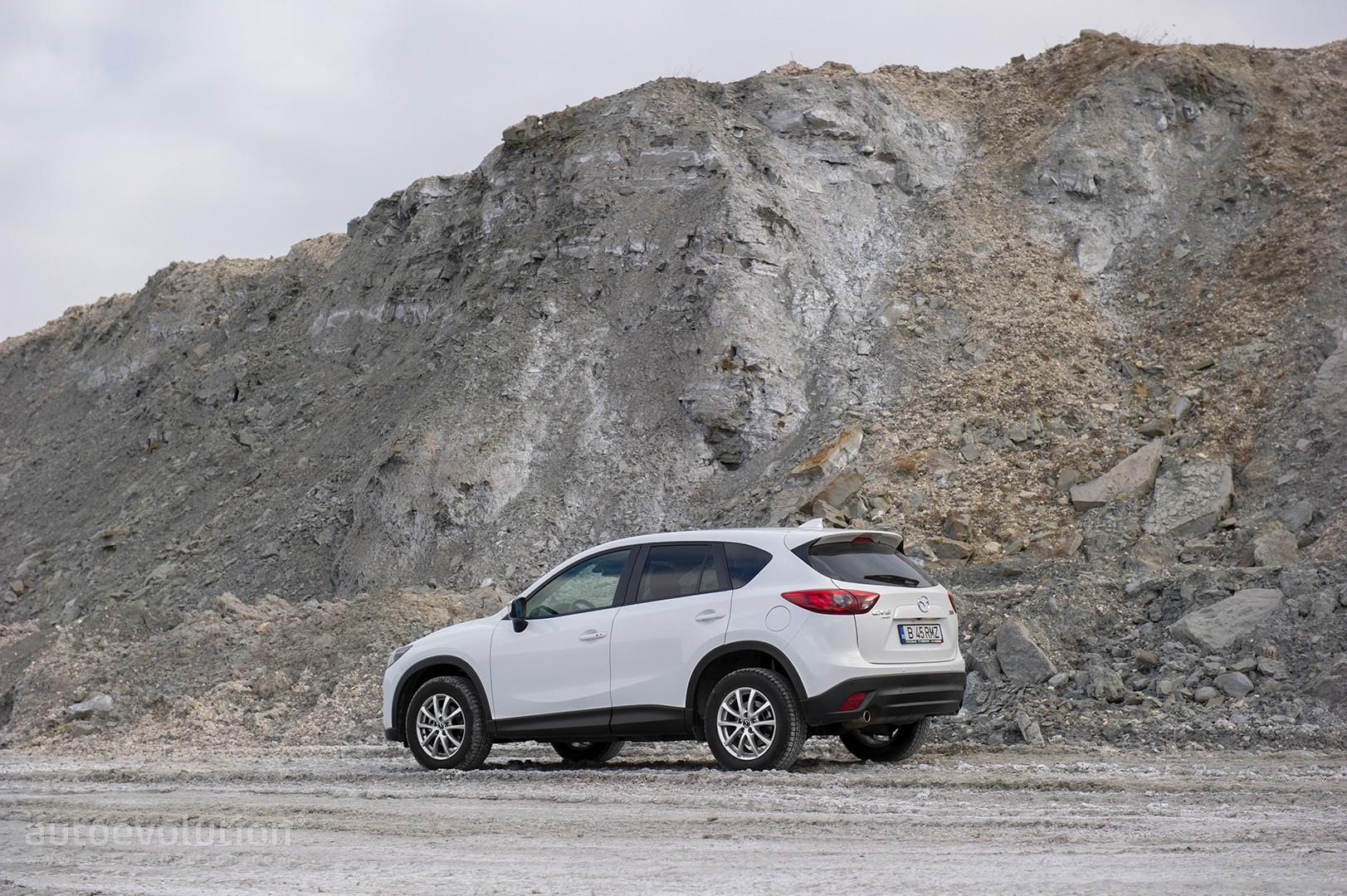 driven: 2016.5 mazda cx-5 farewell test   autoz