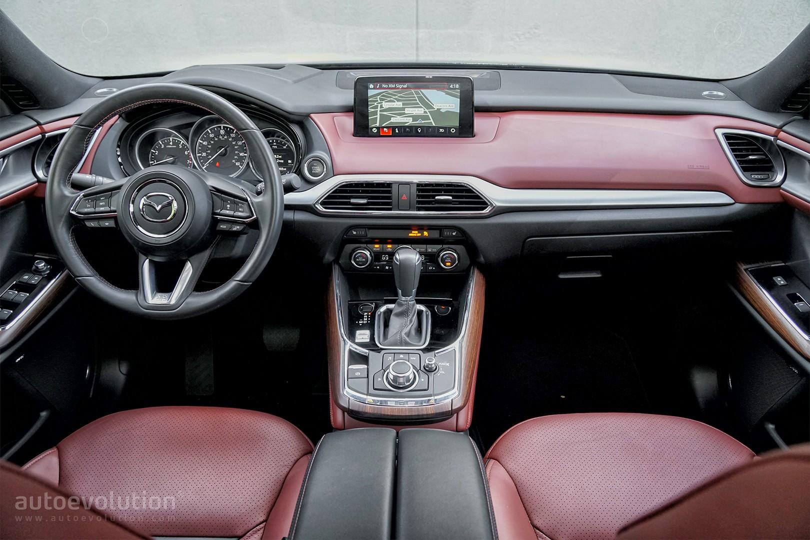 2016 Mazda Cx 9 Manual