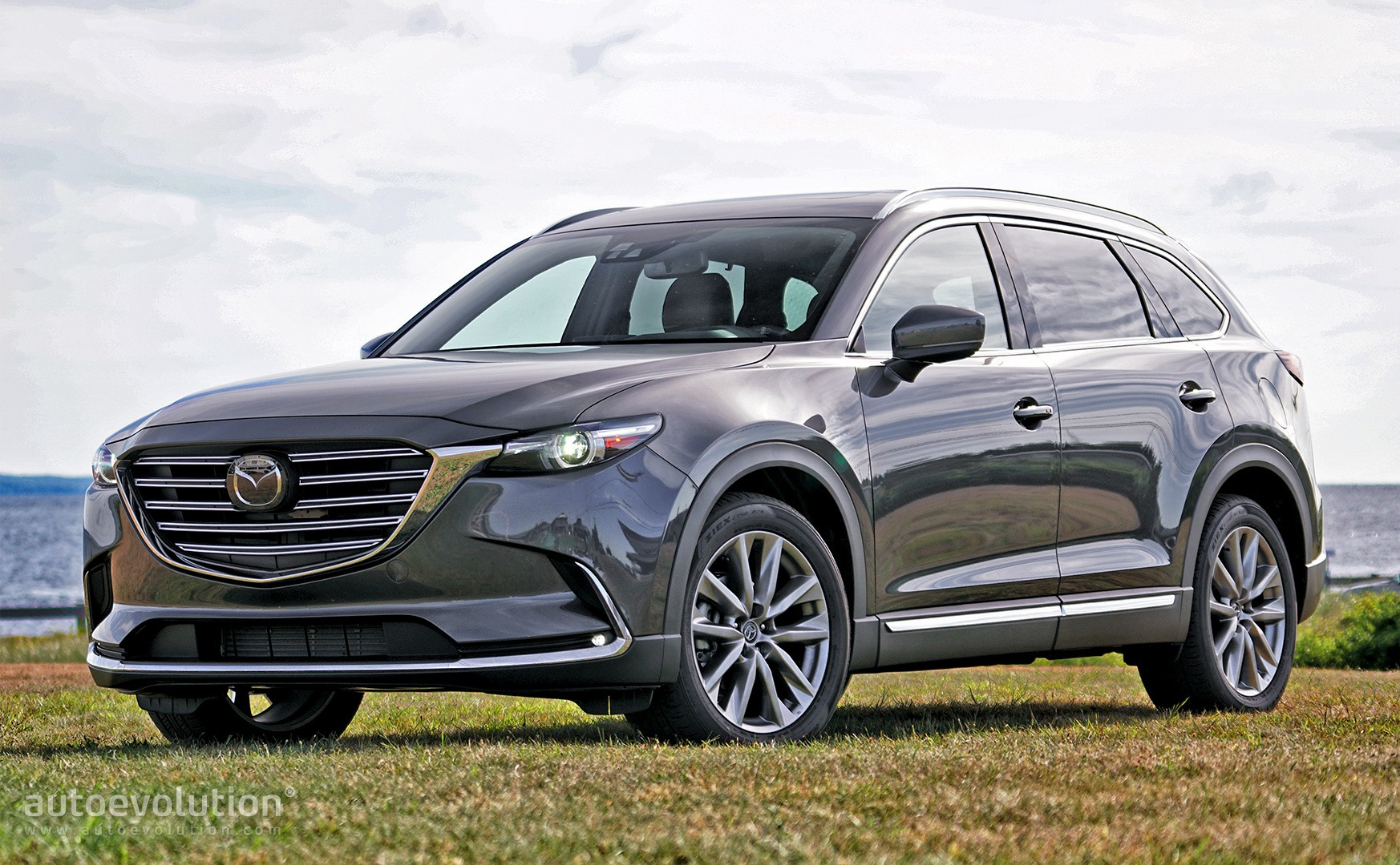 8 Passenger Suv >> Driven: 2017 Mazda CX-9 Signature AWD - autoevolution