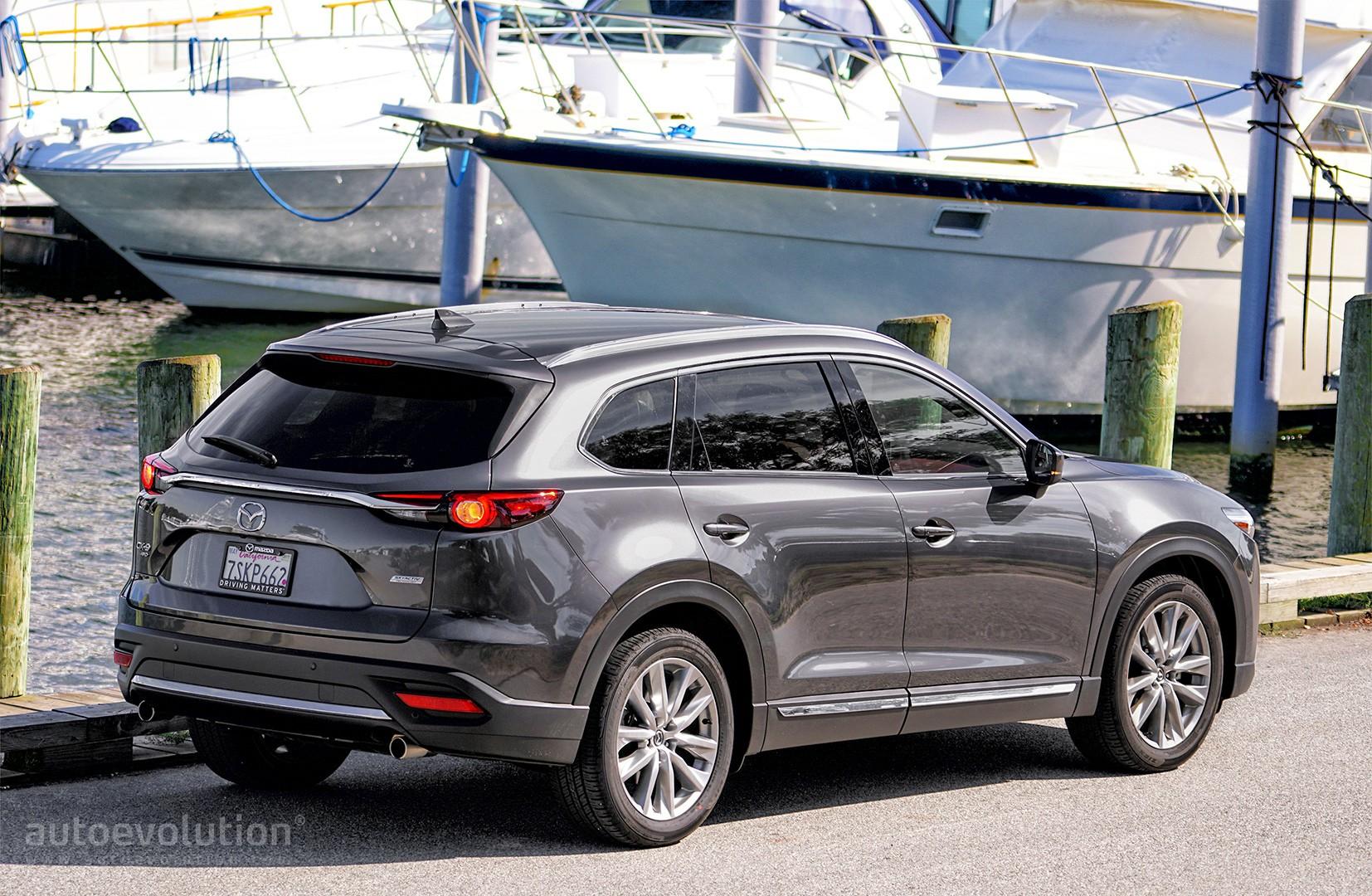 2018 Cx9 >> Driven: 2017 Mazda CX-9 Signature AWD - autoevolution