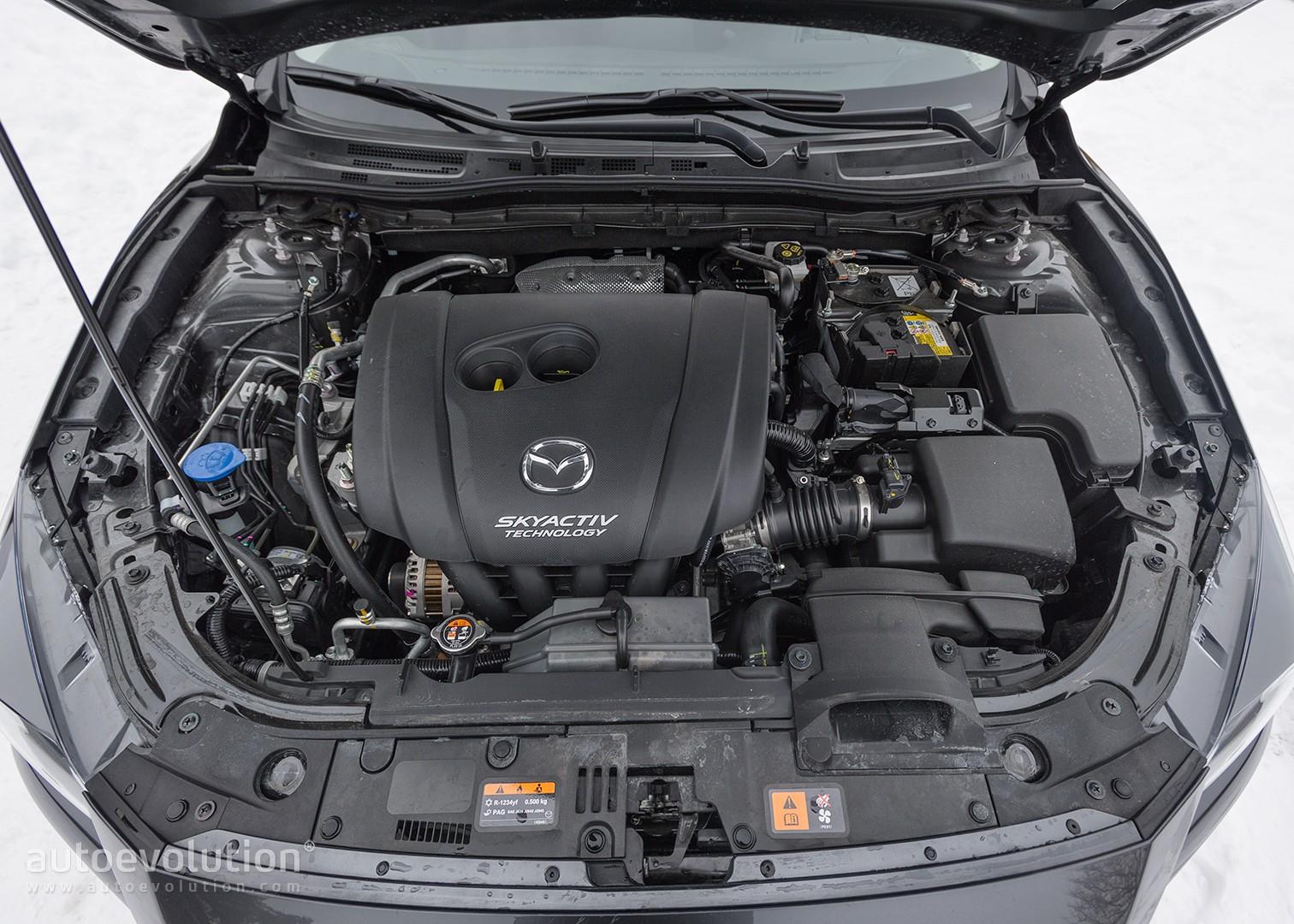 2017 Mazda 3 Engine >> Driven 2017 Mazda3 Hatchback Autoevolution