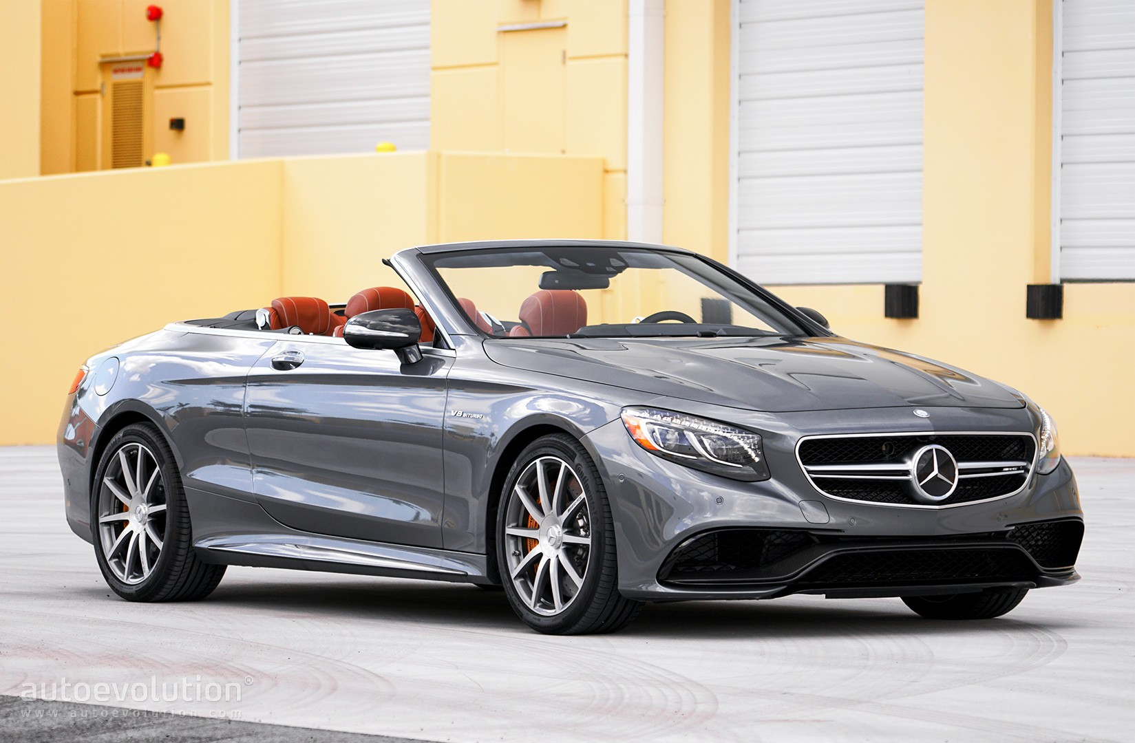 Driven 2017 Mercedes Amg S63 Cabriolet Autoevolution