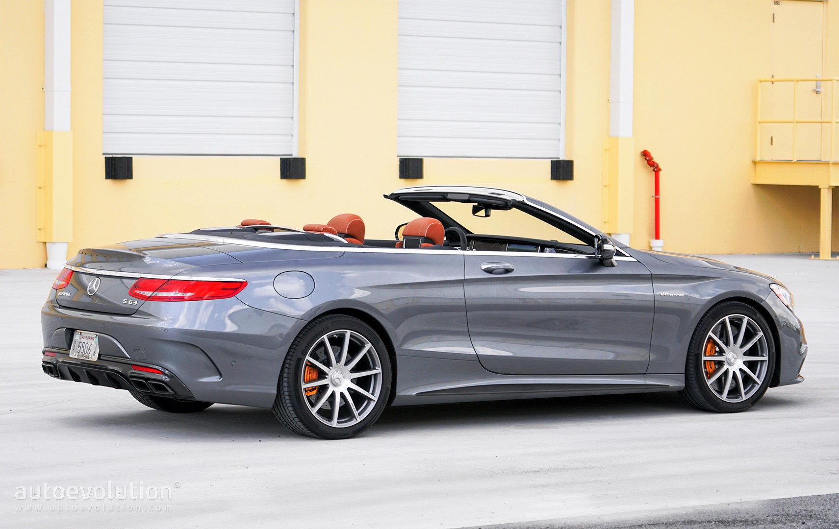 Mercedes Marco Polo 2008 >> Driven: 2017 Mercedes-AMG S63 Cabriolet - autoevolution