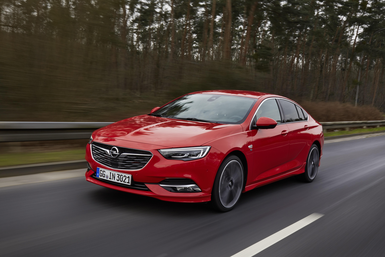 Driven: 2017 Opel Insignia Grand Sport 2.0 Turbo 4x4 ...