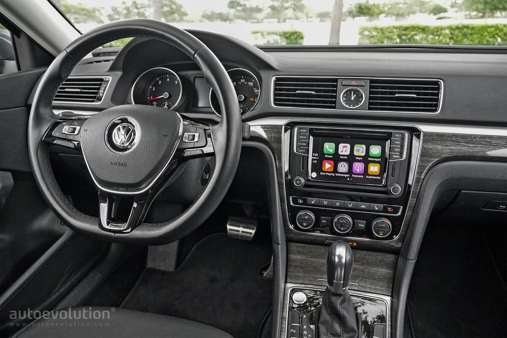Driven: 2017 Volkswagen Passat 1.8T SEL Premium ...