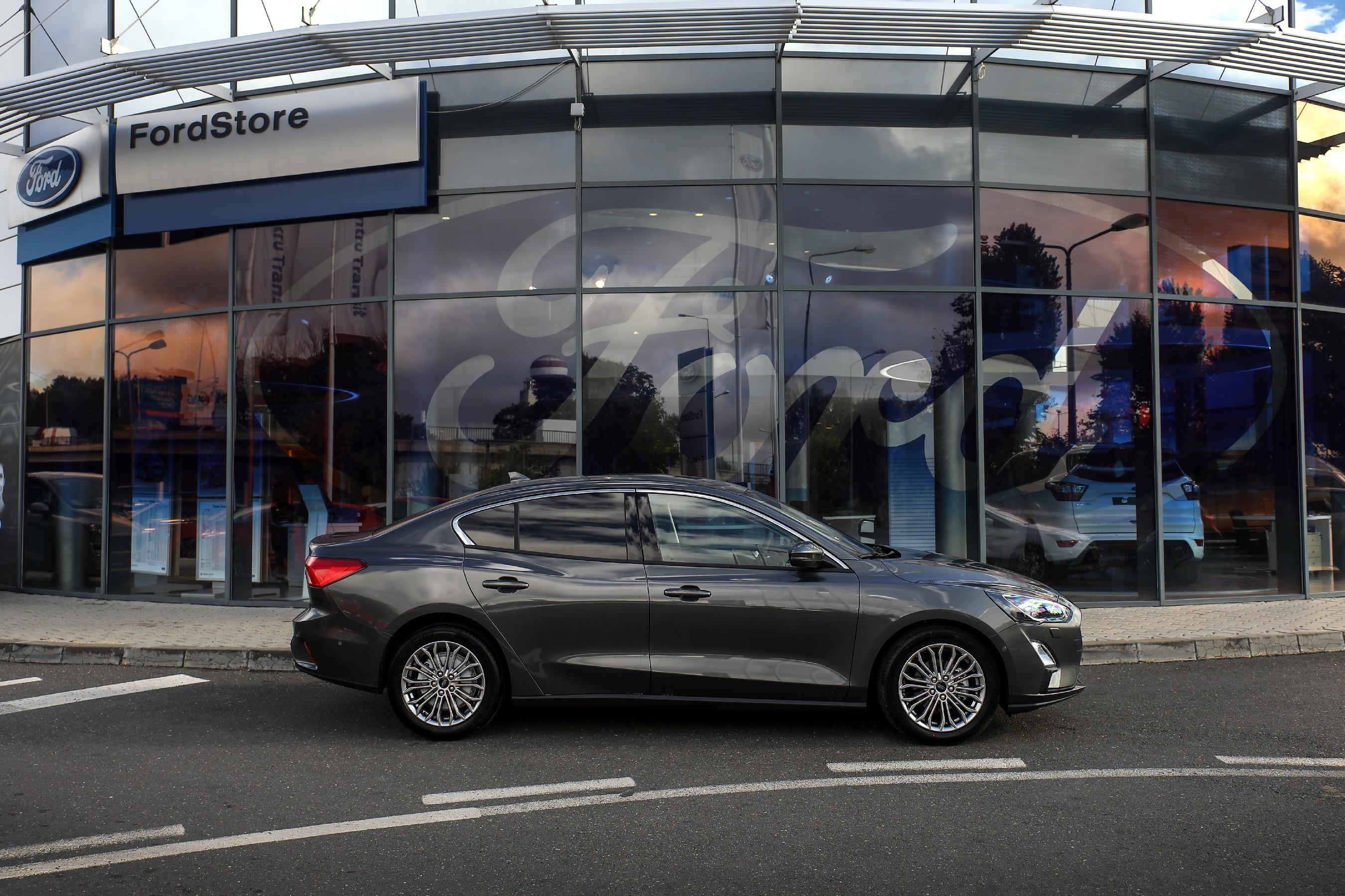 2019 Ford Focus Review Testdrive Autoevolution