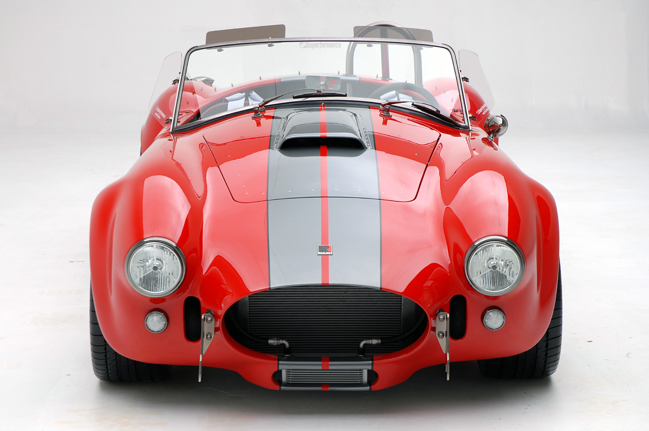 Drop Dead Gorgeous Cobra From Roush And Superformance