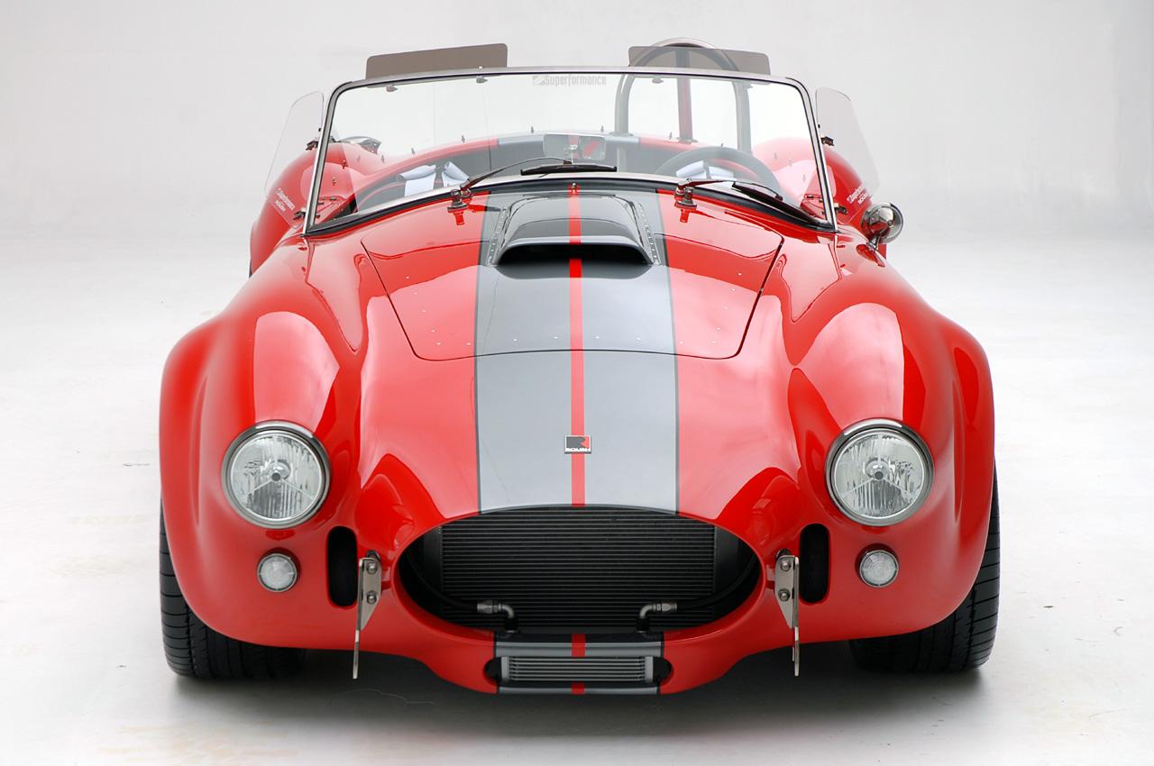 Cobra Kit Car >> Drop-Dead Gorgeous Cobra from Roush and Superformance - autoevolution