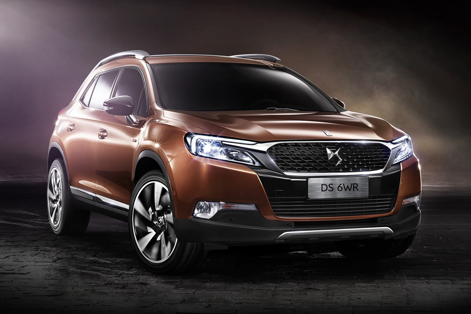 Ds 6wr First French Luxury Suv Interior Revealed In China