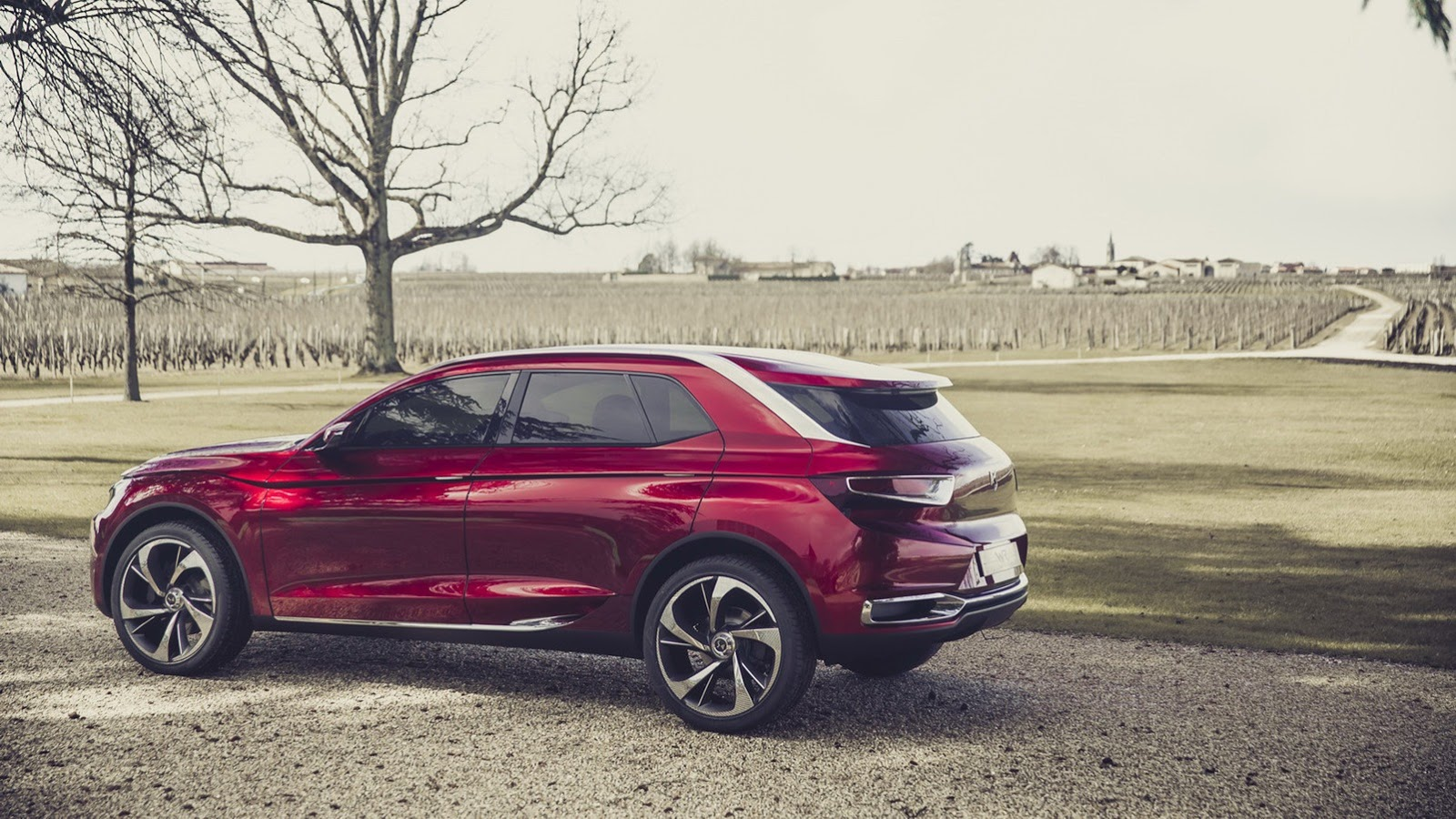 ds brand considers introducing plug in hybrid suv in its range autoevolution. Black Bedroom Furniture Sets. Home Design Ideas