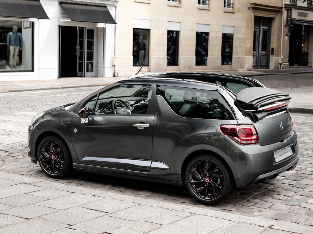 Ds Performance Line Unveiled For Ds3 Ds3 Cabrio Ds4 And