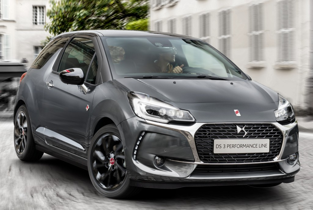 Audi Used For Sale >> DS Performance Line Unveiled for DS3, DS3 Cabrio, DS4 and DS5 - autoevolution