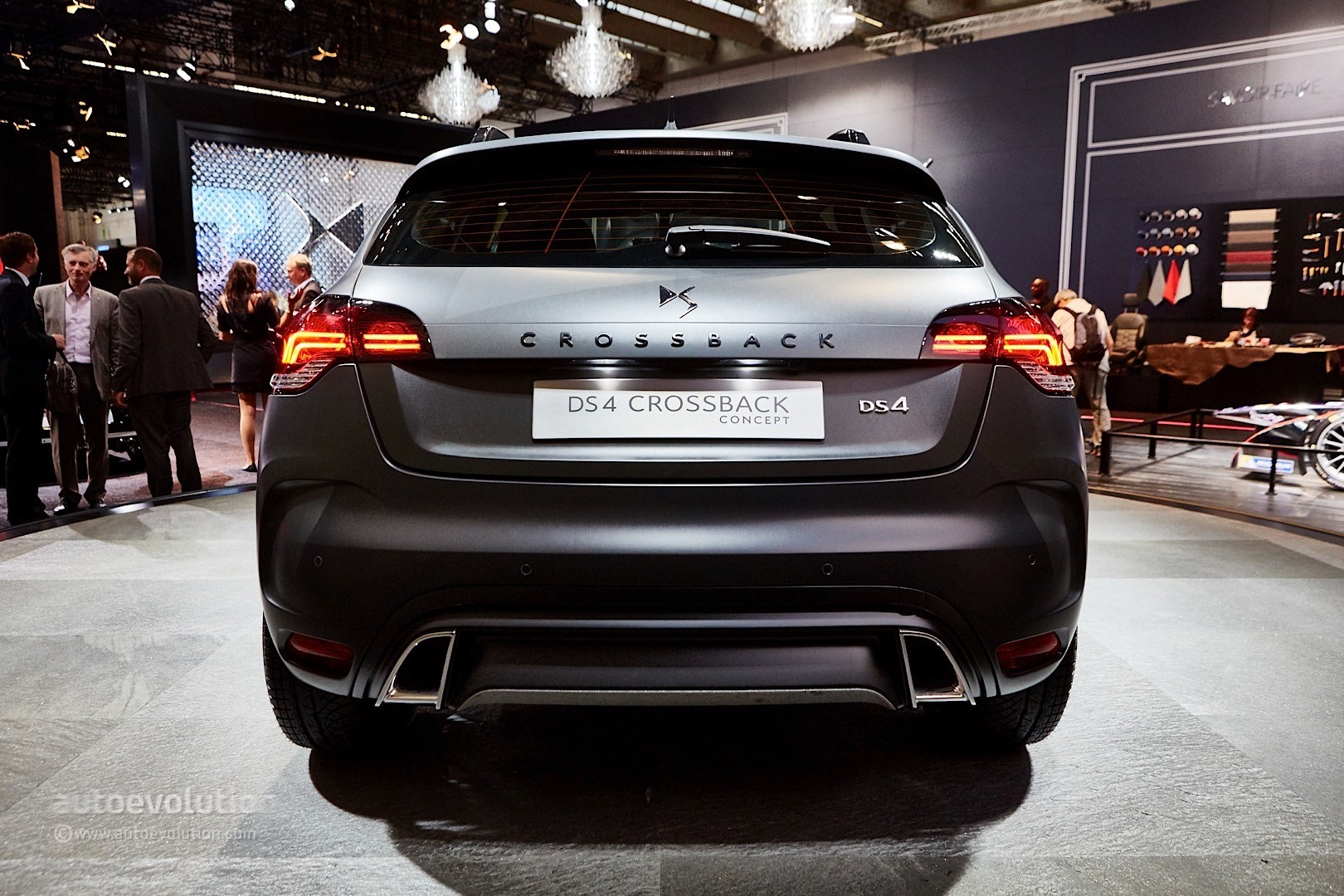ds4 and ds5 production ends all electric compact to debut in paris autoevolution. Black Bedroom Furniture Sets. Home Design Ideas