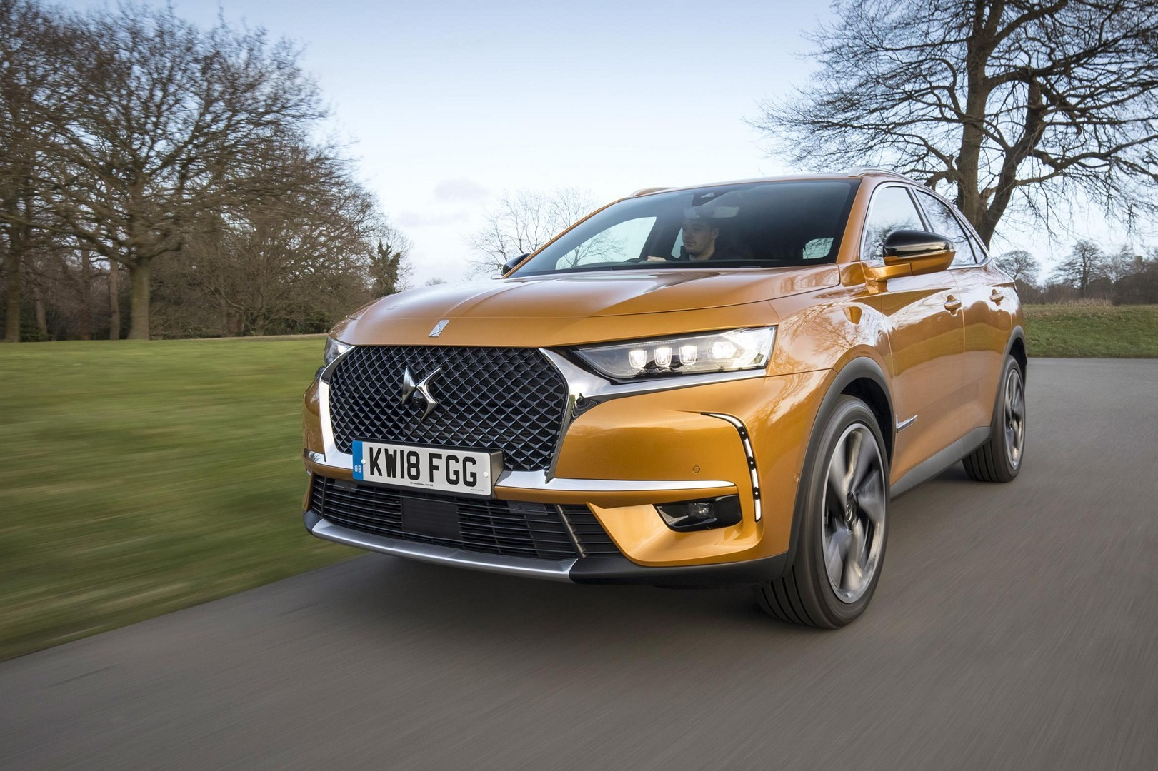 Toy Model Cars : Ds crossback arrives in britain shows every toy full