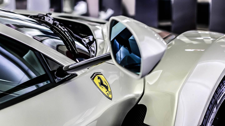 Dubai Exotic Car Dealership Has Two Different Laferraris For Sale