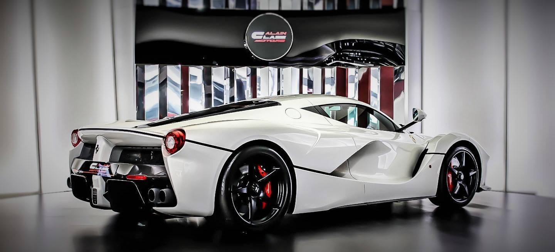 Car Dealerships For Sale >> Dubai Exotic Car Dealership Has Two Different LaFerraris ...
