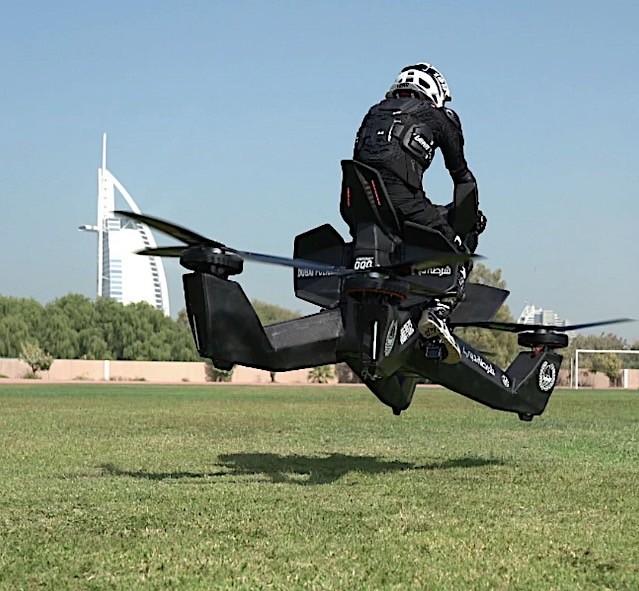 Dubai Police Cars >> Dubai Police to Ride on Flying Bikes - autoevolution