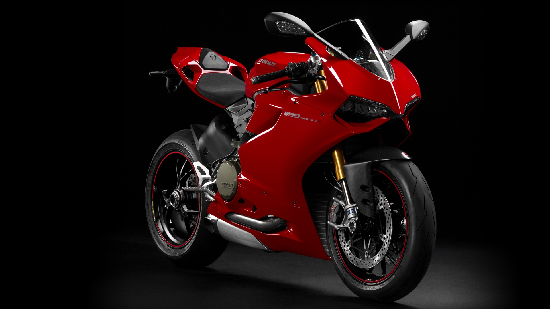 Ducati Reveals 1199 Panigale Superbike in Naked Photo