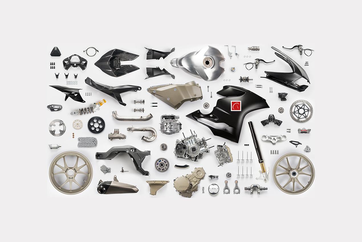 Ducati 1199 Panigale R Superleggera Pics Leak Autoevolution