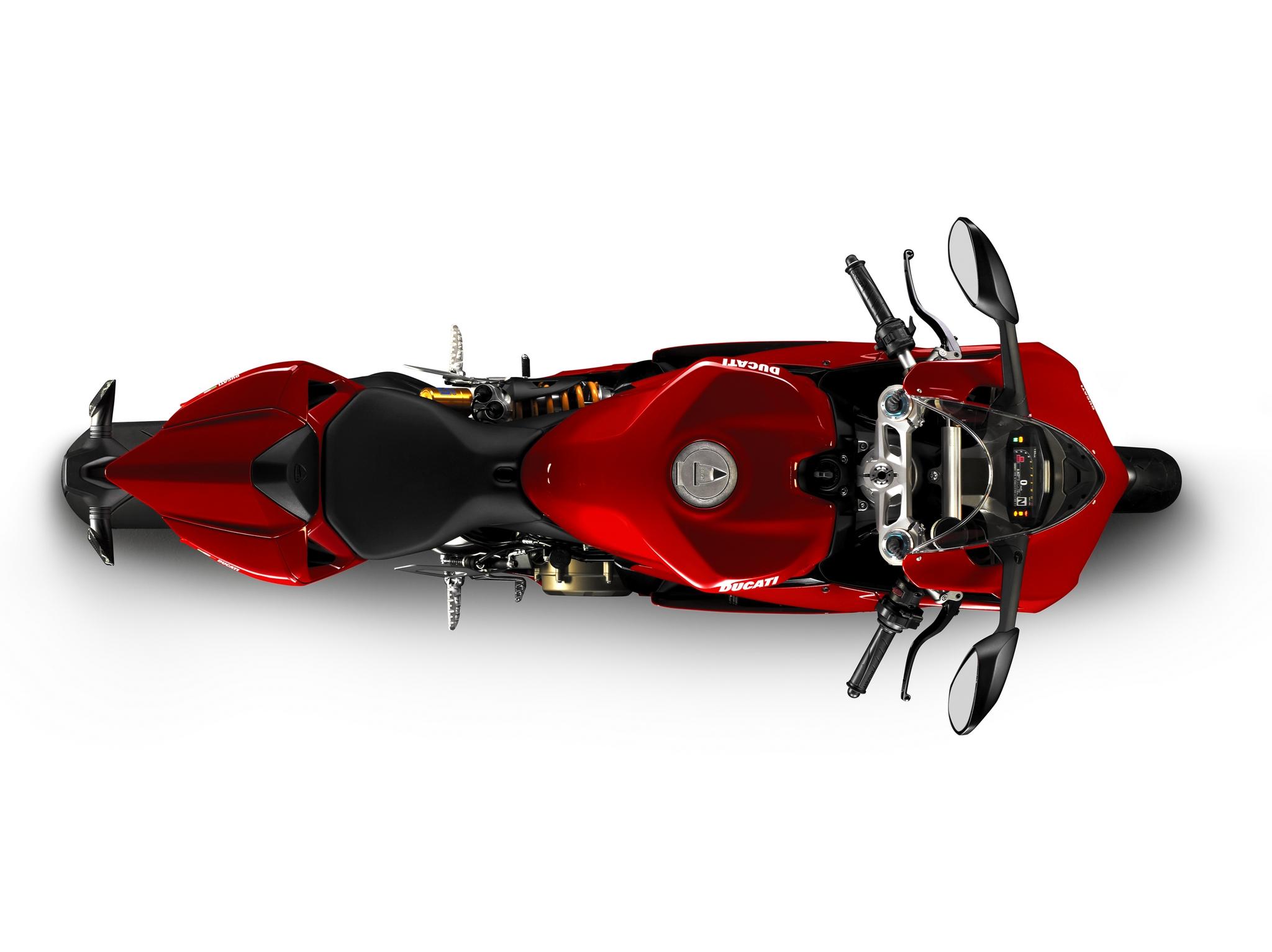 Ducati 1199 Panigale Receives Compasso D Oro Design Award