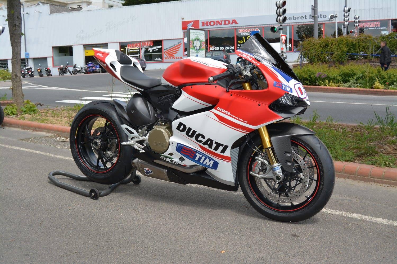 Ducati  Paniagle Tires