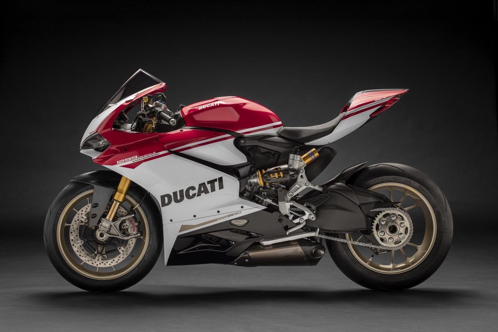 Ducati Panigale Commercial