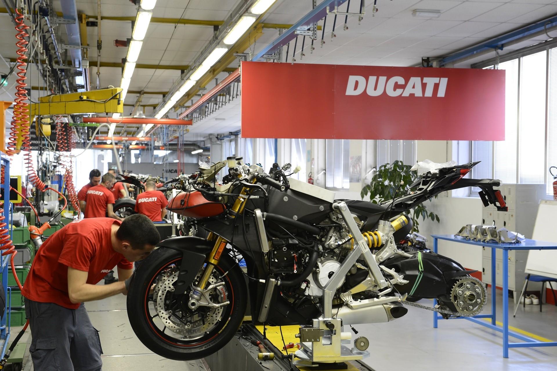 Ducati Italy Jobs