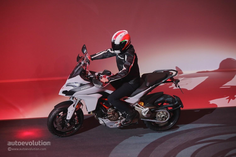 Ducati Is Aggressively Marketing The Multistrada 1200 Even