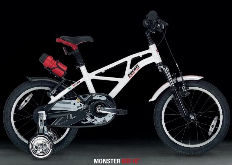 Super Snake 2017 >> Ducati Launches New 2017 Monster... For Kids - autoevolution