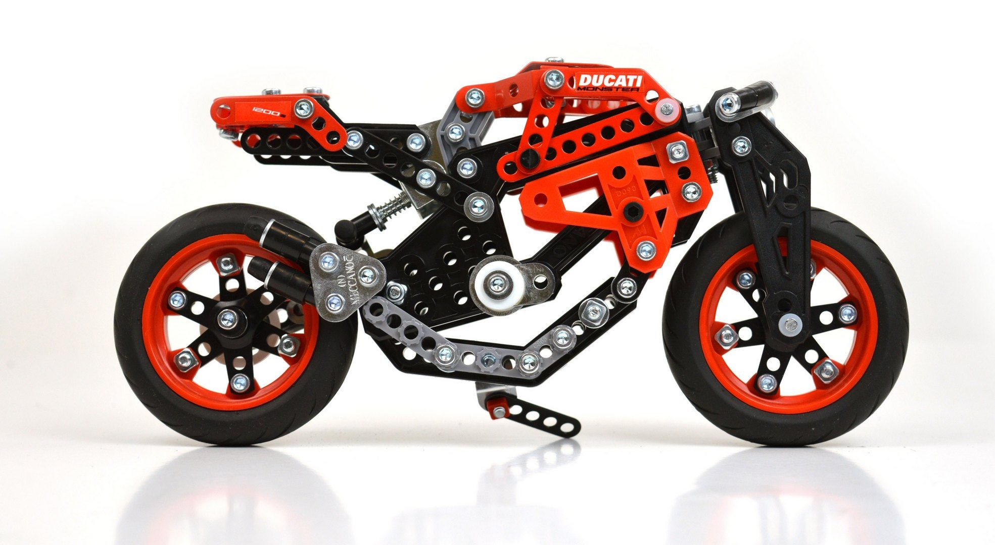 Ducati Meccano Model Sets Are Probably the Best Build It Yourself