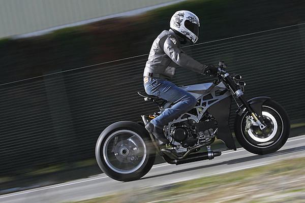 Ducati Monster 900 Rebuilt by Simone Conti - autoevolution