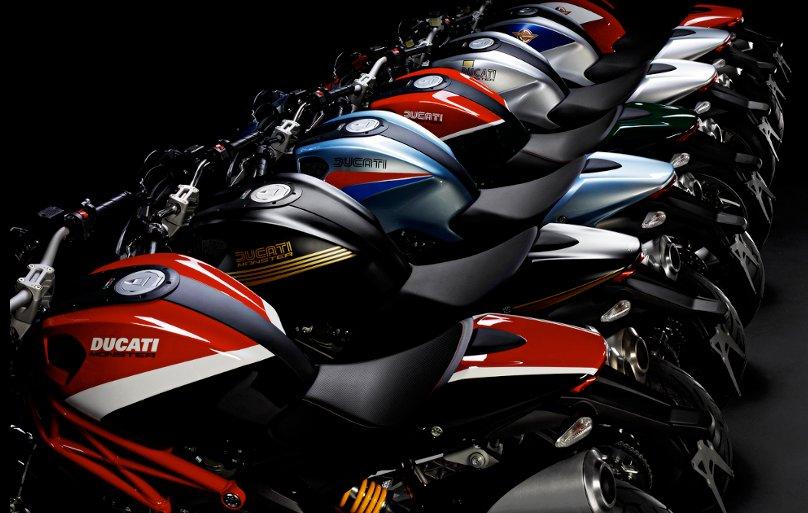 Ducati Monster Art Body Kits Now Available Autoevolution