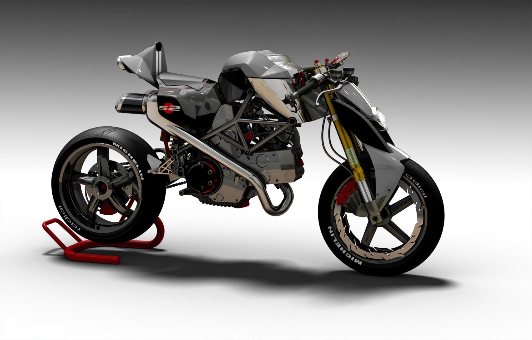 Ducati S2-Braid...