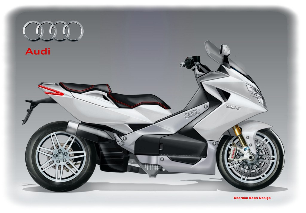 Ducati Scooter Rumors Not Slashed Imagination Runs Wild Once More